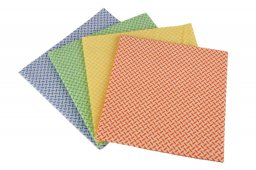 general wiping cloths (resin coated wipe)