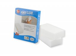 Power Clean dirt remover (2pcs./10 ocs. cartonbox)