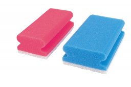 Sponges with grip